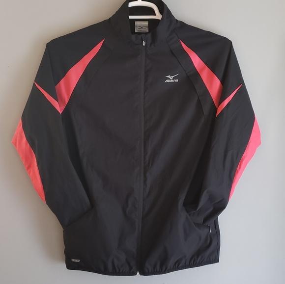 mizuno proof plus jacket size L